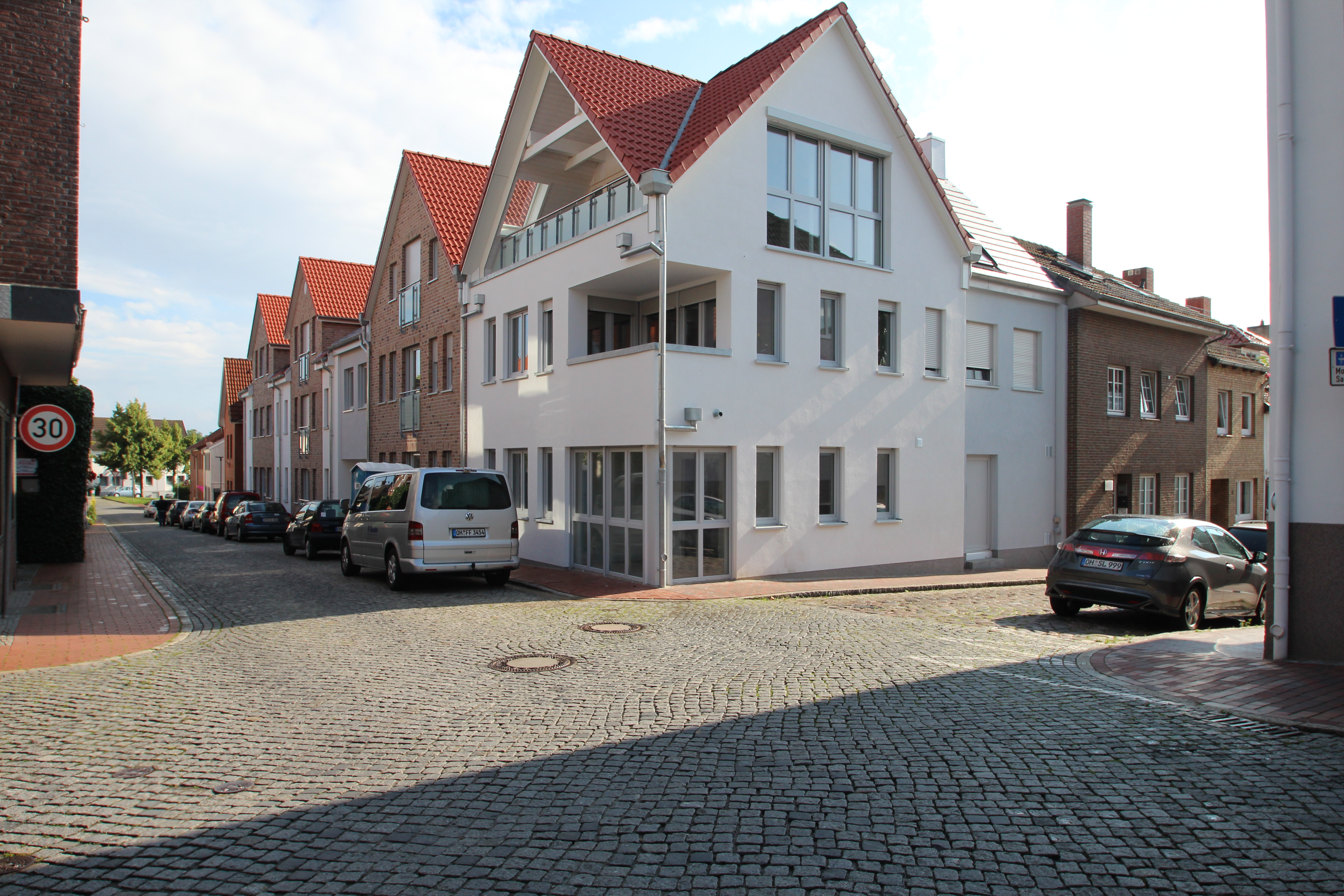 Nur noch 3 ETW frei! Barrierefreier Neubau Nähe Zentrum und Hafen ...