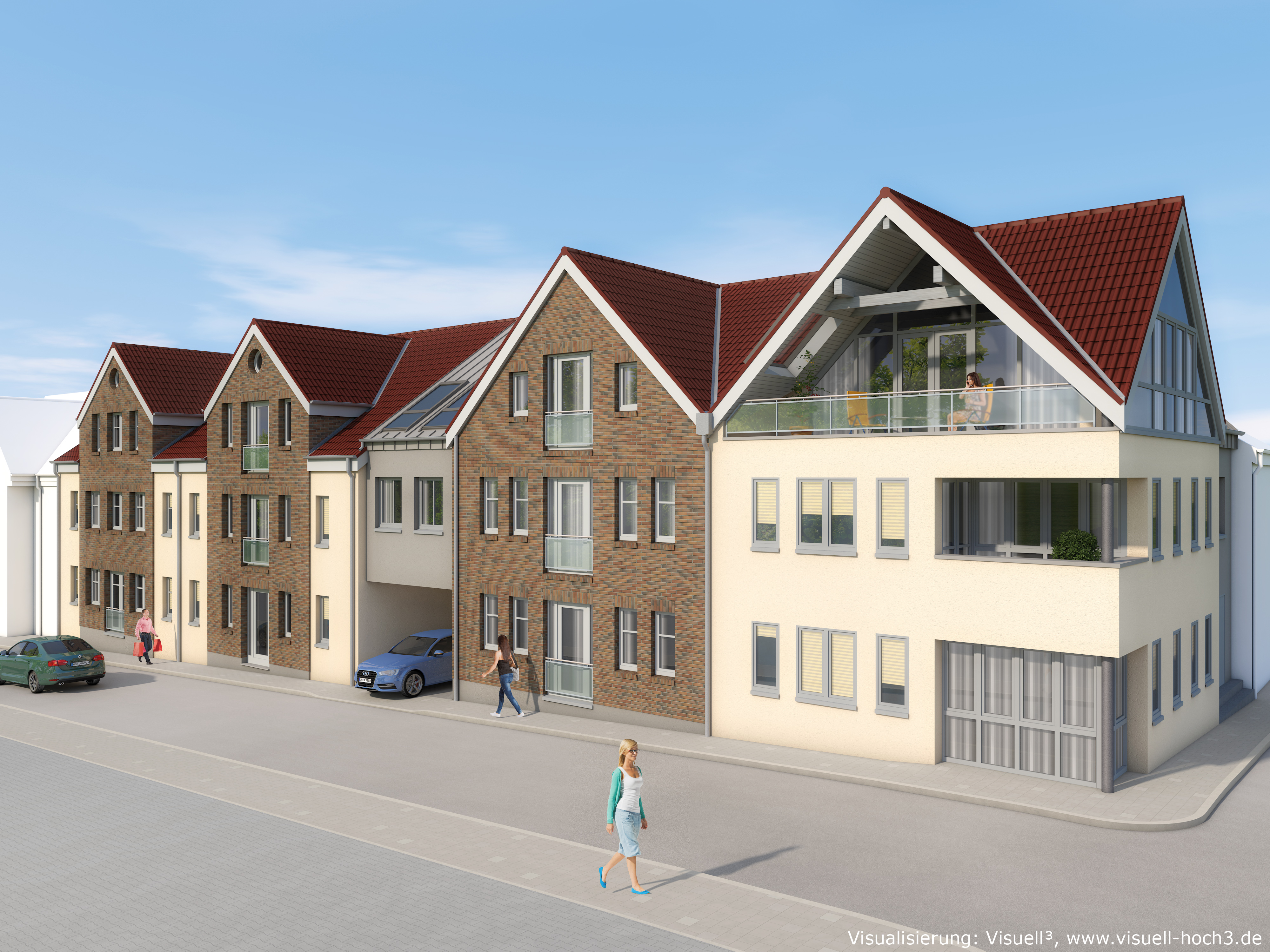 Bereits 50% verkauft! Neubau in Neustadt/Holstein